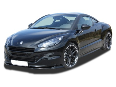 Peugeot RCZ Facelift Verus-X Front Bumper Extension