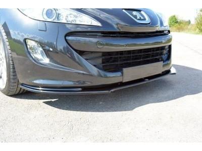 Peugeot RCZ M2-Style Front Bumper Extension
