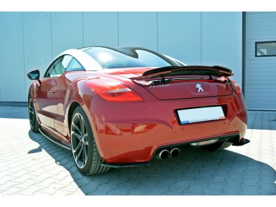 Peugeot RCZ MX Rear Wing Extension