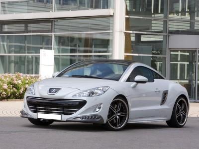 Peugeot RCZ Mystic Front Bumper Extensions