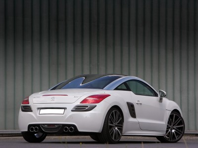 Peugeot RCZ Mystic Rear Bumper Extension