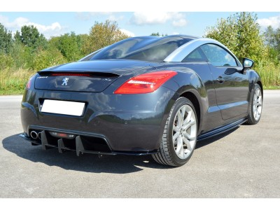 Peugeot RCZ Racer Rear Bumper Extension
