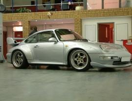 Porsche 911 / 993 Extensie Bara Fata GT2-Style