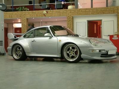 Porsche 911 / 993 GT2-Style Front Bumper Extension
