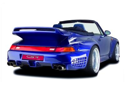 Porsche 911 / 993 SX-Line Rear Wheel Arch Extensions