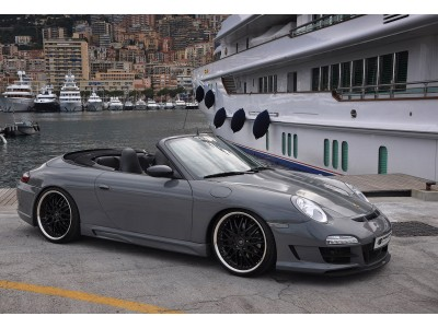 Porsche 911 / 996 Body Kit 997-Look