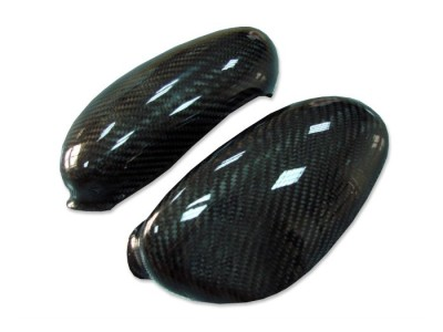 Porsche 911 / 996 Exclusive Carbon Fiber Mirror Covers