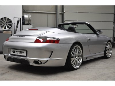 Porsche 911 / 996 Exclusive Heckstossstange