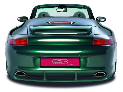 Porsche 911 / 996 Facelift Crono Heckansatz