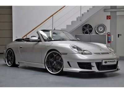 Porsche 911 / 996 P2 Frontstossstange