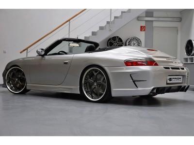 Porsche 911 / 996 P2 Rear Bumper