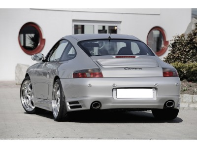 Porsche 911 / 996 Recto Rear Bumper Extension