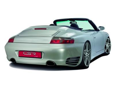Porsche 911 / 996 Turbo-Look Heckstossstange