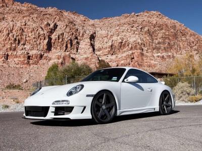 Porsche 911 / 997 Exclusive Front Bumper