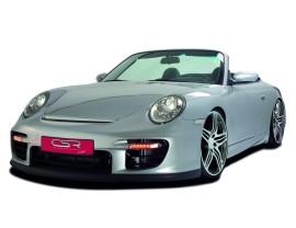 Porsche 911 / 997 GT2-Style Front Bumper