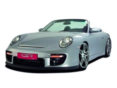 Porsche 911 / 997 GT2-Style Frontstossstange