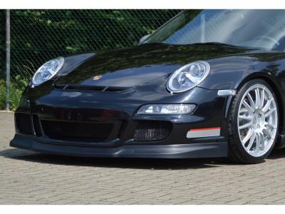 Porsche 911 / 997 GT3 I-Line Front Bumper Extension