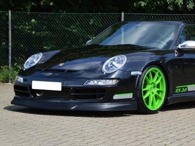 Porsche 911 / 997 I-Line Front Bumper Extension