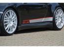 Porsche 911 / 997 I-Line Side Skirts
