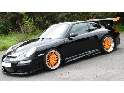 Porsche 911 / 997 Intenso Frontstossstange