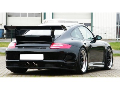 Porsche 911 / 997 Intenso Rear Bumper