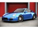 Porsche 911 / 997 MX Front Bumper Extension