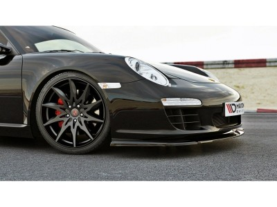 Porsche 911 / 997 MX2 Front Bumper Extension
