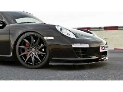 Porsche 911 / 997 MX2 Frontansatz