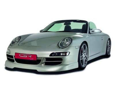 Porsche 911 / 997 SFX Front Bumper Extension