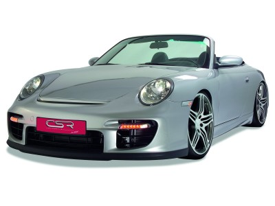 Porsche 911 / 997 Speed Front Bumper Extension