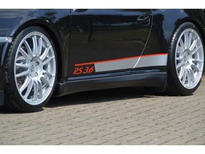 Porsche 911 / 997 Turbo I-Line Seitenschwellern