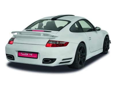 Porsche 911 / 997 Turbo-Look Rear Bumper