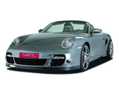 Porsche 911 / 997 Turbo-Style Front Bumper