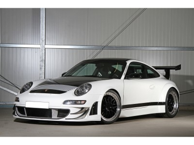 Porsche 911 / 997 Wide Body Kit RSR-Look