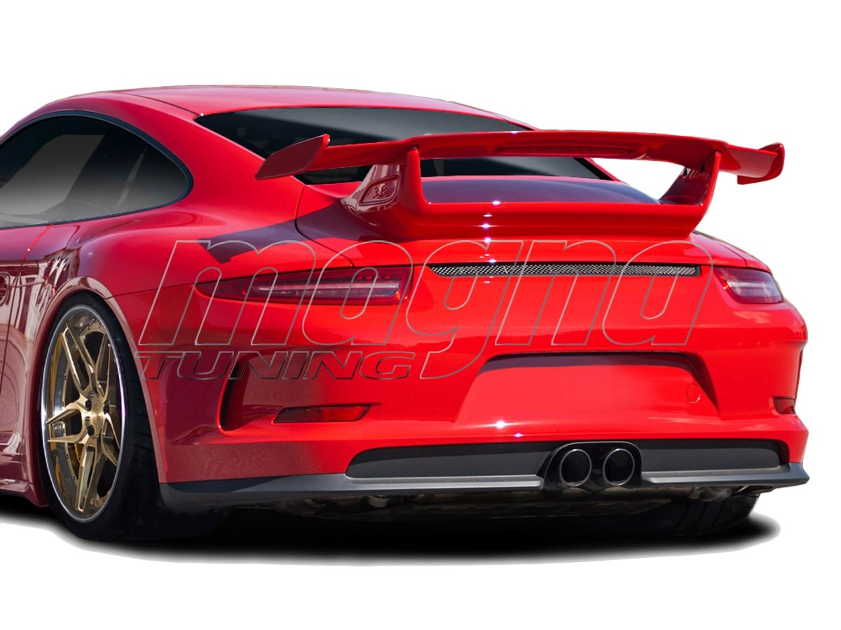 Porsche 911 991 Body Kit GT3-Look