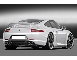 Porsche 911 991 C2 Rear Bumper Extension
