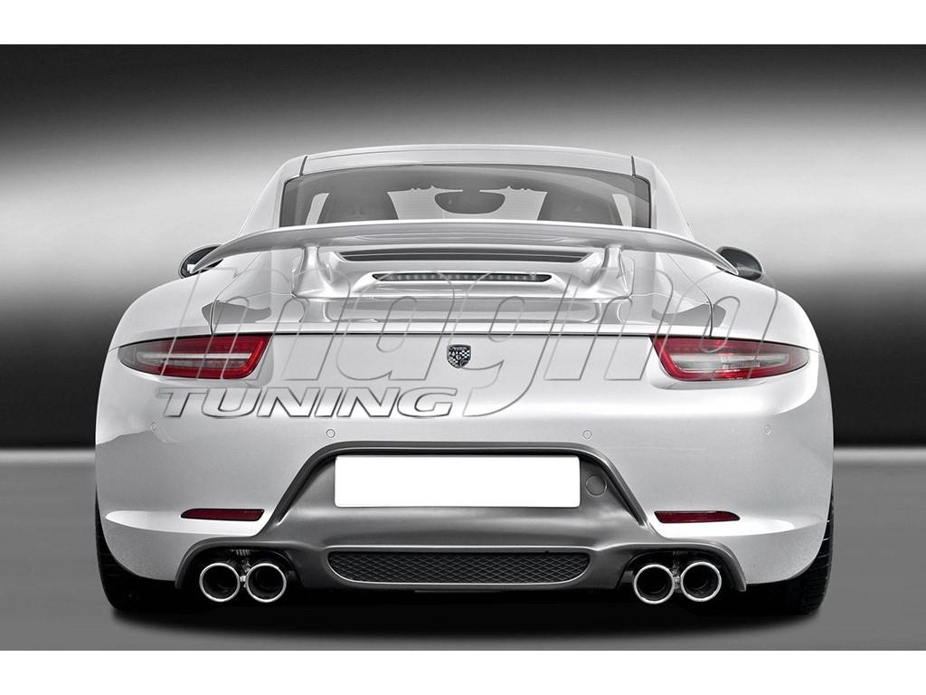 Porsche 911 991 Extensie Bara Spate C2