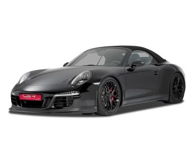 Porsche 911 991 GTS CX Front Bumper Extension