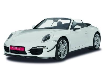 Porsche 911 991 NewLine Front Bumper Extension