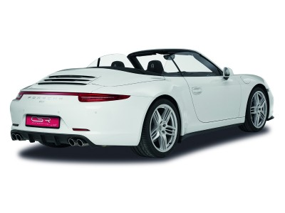 Porsche 911 991 NewLine Rear Bumper Extension