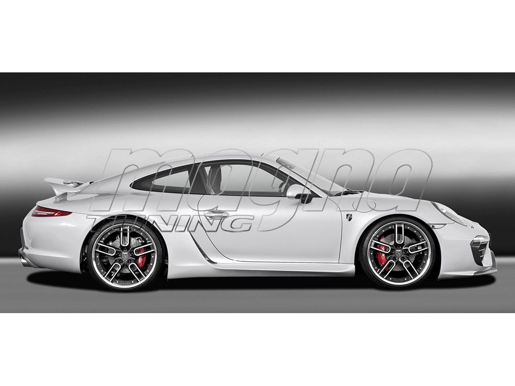 Porsche 911 991 Praguri C2