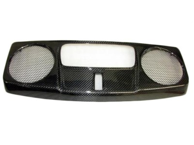 Porsche 911 991 S2 Carbon Fiber Engine Cover