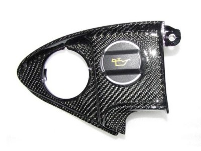 Porsche 911 991 Supreme Carbon Fiber Engine Side Covers