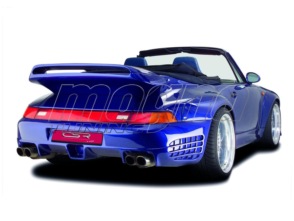 Porsche 911 / 993 Body Kit SE-Line Wide