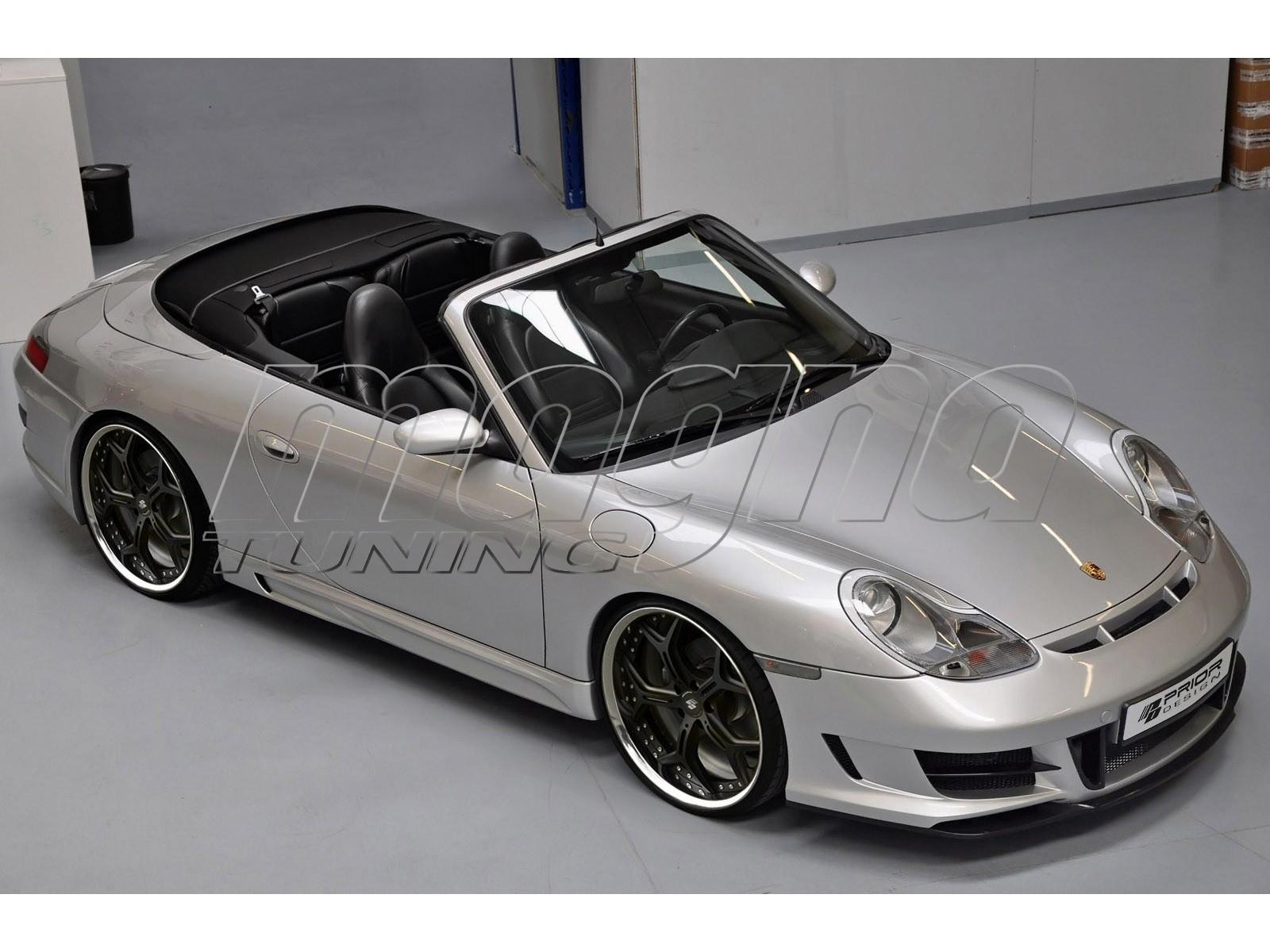 Porsche 911 / 996 Bara Fata P2