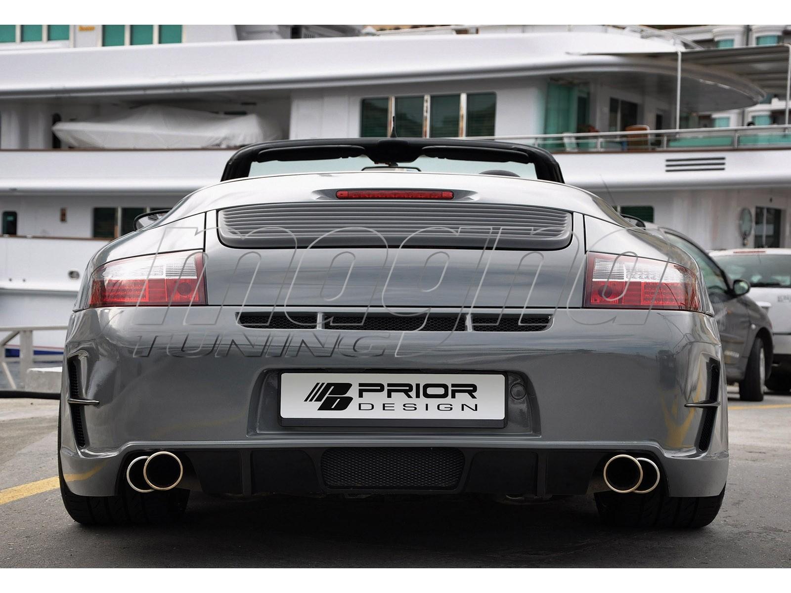 Porsche 911 / 996 Body Kit 997-Look