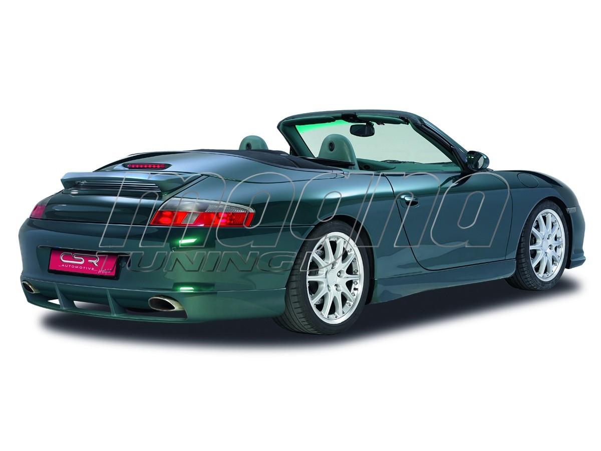 Porsche 911 / 996 Facelift Extensie Bara Spate Crono