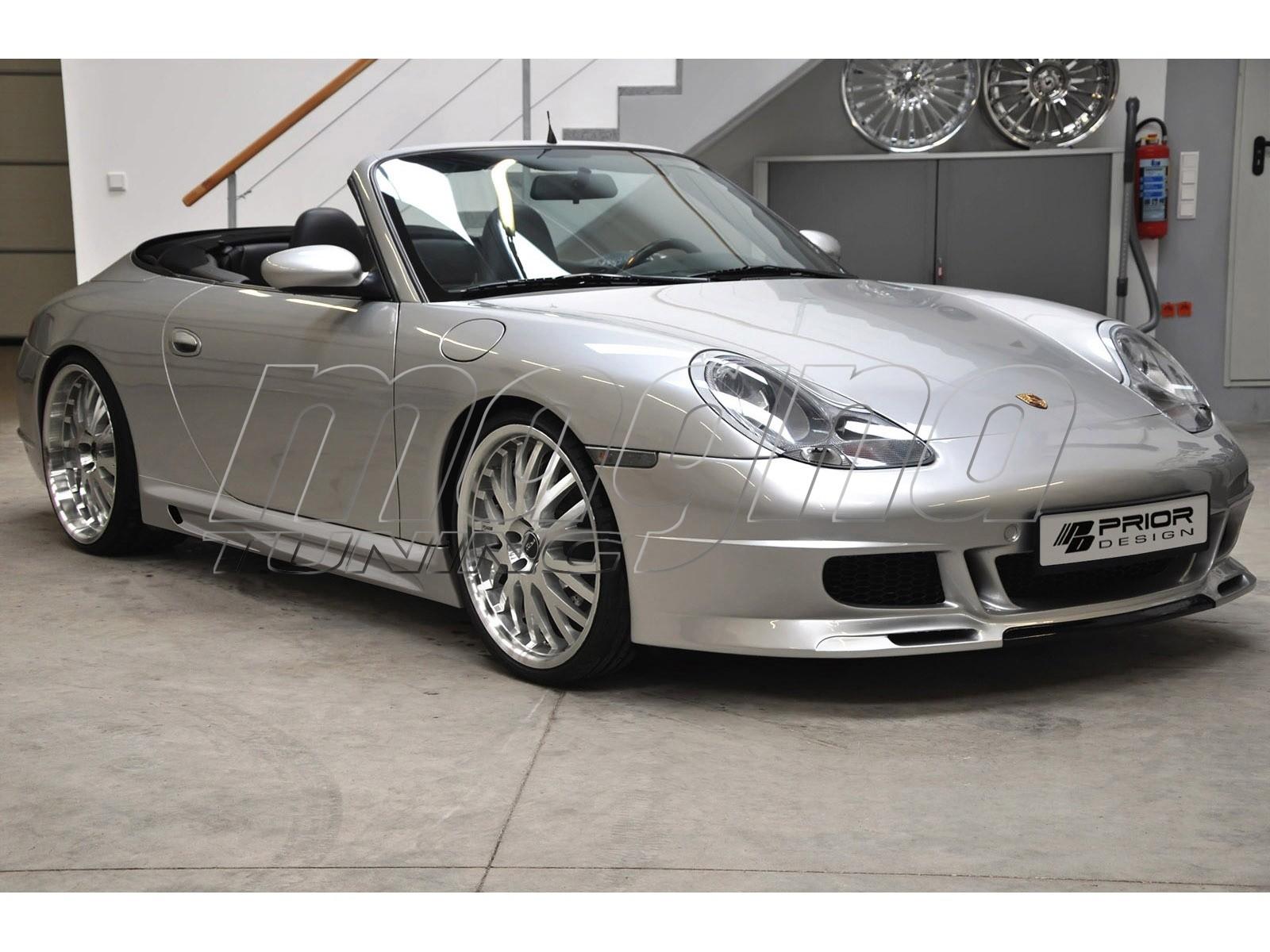Porsche 911 / 996 Praguri Exclusive