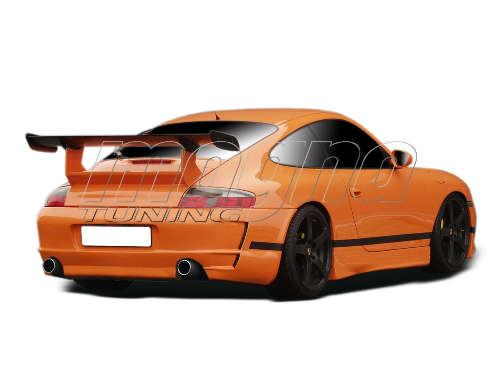 Porsche 911 / 996 Praguri SportLine