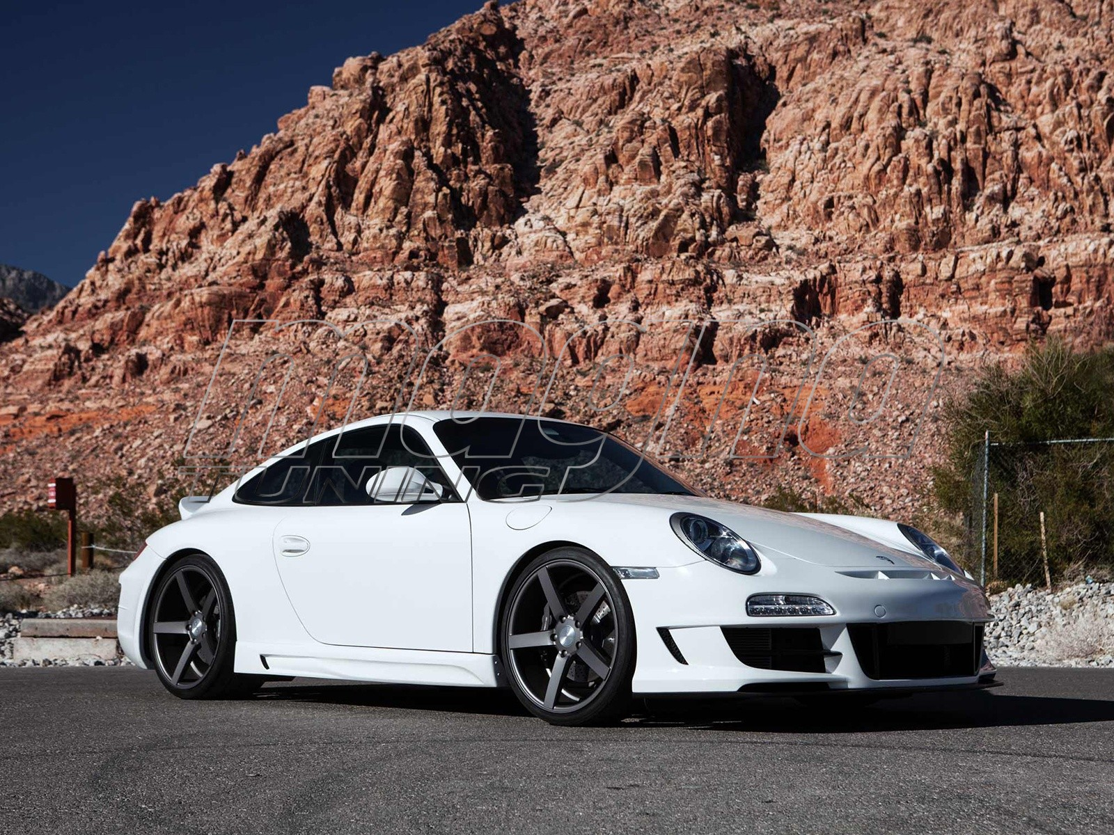 Porsche 911 / 997 Body Kit Exclusive